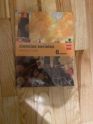 Libro 6 primaria Ciencias sociales