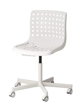 SILLA OFICINA BLANCA IKEA