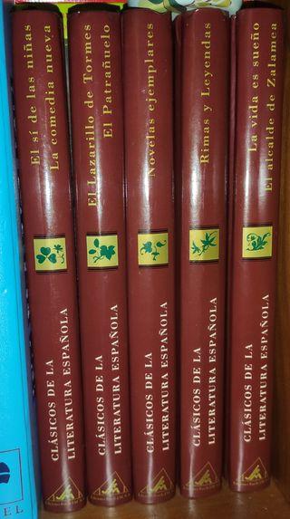 Libros Clásicos de la literatura española