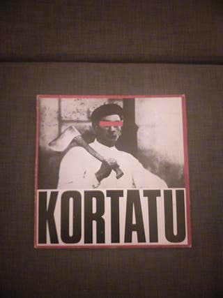KORTATU (Vinilo)
