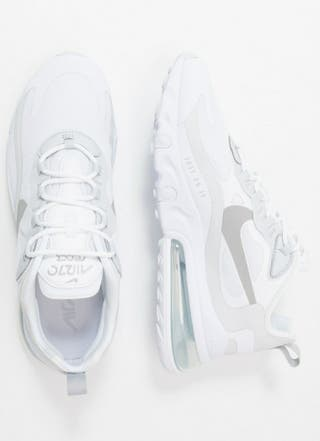 Nike Air Max 270 React BLANCAS (talla 45)