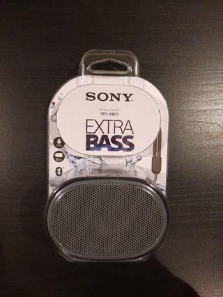 Altavoz Bluetooth Sony nuevo