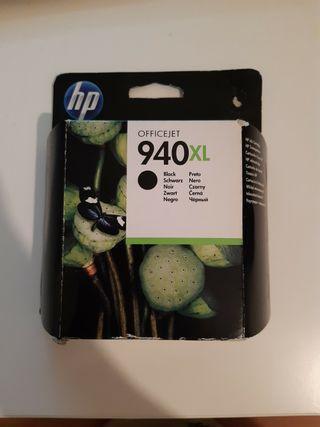 Cartucho 940XL tinta negra HP Nuevo