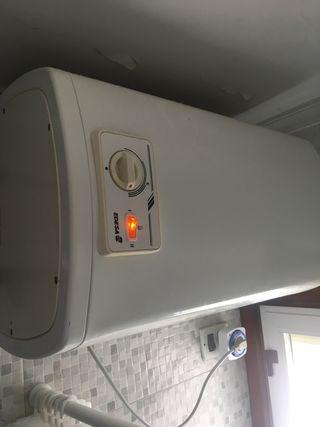 Termo calentador de agua 30 litros