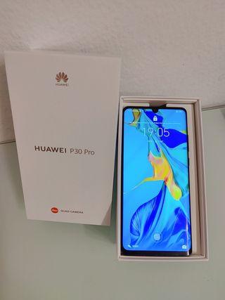 Huawei p30 pro 256gb como nuevo