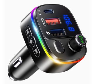 transmisor coche Bluetooth manos libres