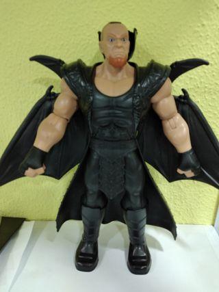 Muñeco de la WWE de Matel