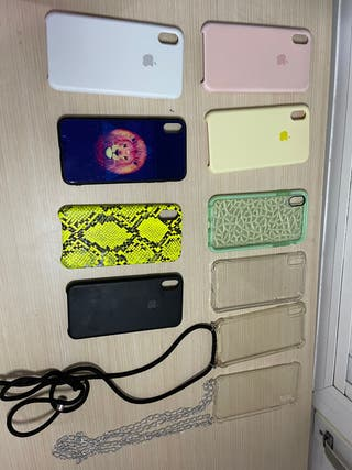 FUNDAS IPHONE XS MAX