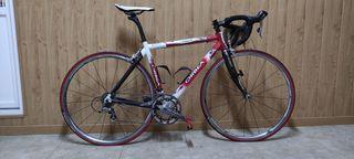 bicicleta carretera orbea alumino-carbono