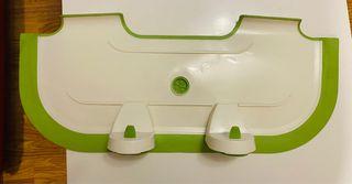Separador de bañera
