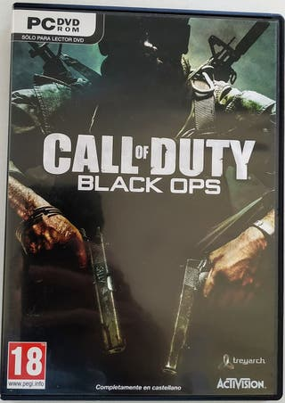 Call Of Duty Black OPS para pc
