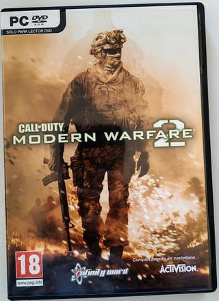 Call Of Duty Modern Warfare 2 para pc