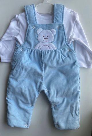Peto y jersey bebé NUEVO
