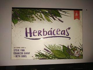 Herbaceas juego de mesa