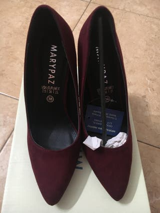 Zapatos Salon tacon Stiletto