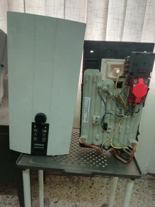 calentador electrco