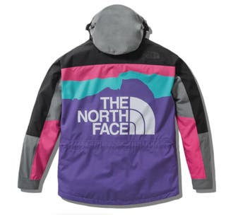 The North Face x Invincible 1994 light jacket
