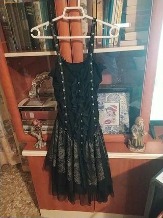 vestido mui bonito
