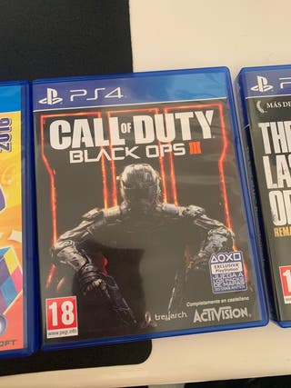 Call of duty black opss 3 PS4