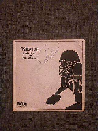 YAZOO (Single/vinilo)