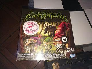 der magische Zwergemwald juego precintado