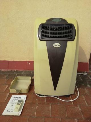 Aire acondicionado con bomba calor