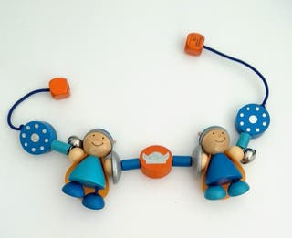 Juguete de madera Selecta Spielzeug Toys