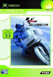 Moto GP Ultimate racing technology (2003) xbox cla