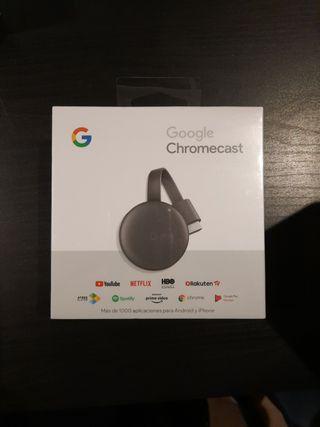 Google Chromecast nuevo