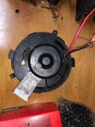 Ventilador calefacción Peugeot