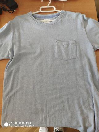 sudadera polinesia y camiseta zara