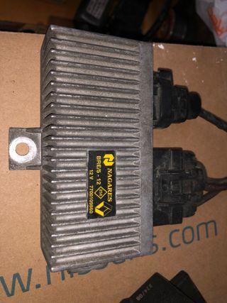 Caja calentadores renault