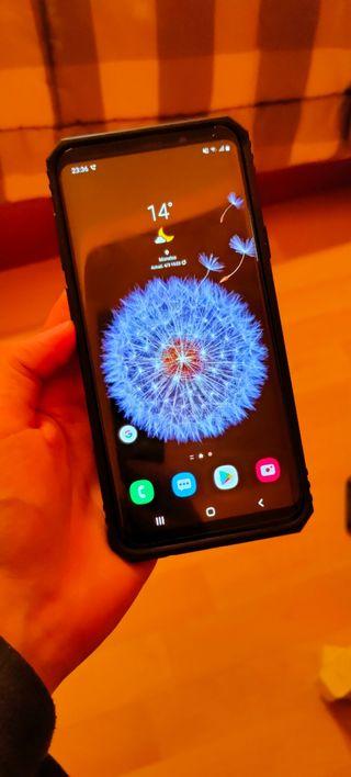 Samsung Galaxy S9+ dorado NEGOCIABLE URGE