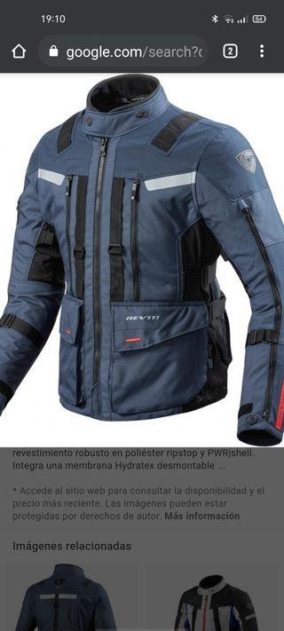 chaqueta Revit Sand 3