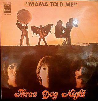 Disco Vinilo Three Dog Night