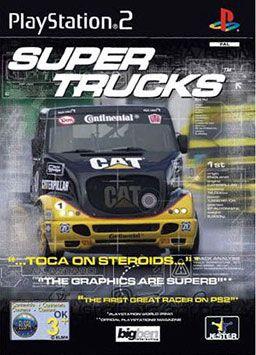 Super trucks (2002) ps2
