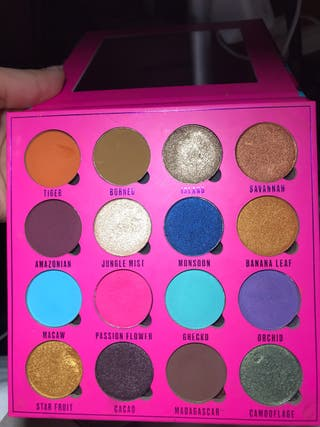 Make up obsession palette shadow