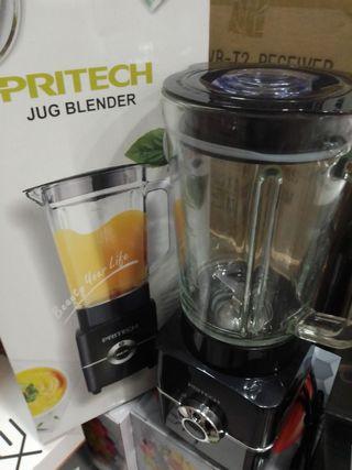 Licuadora vaso Cristal