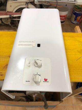 Calentador butano automático Saunier Duval