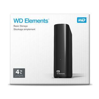 Disco Duro WD Elements 4TB NUEVOS