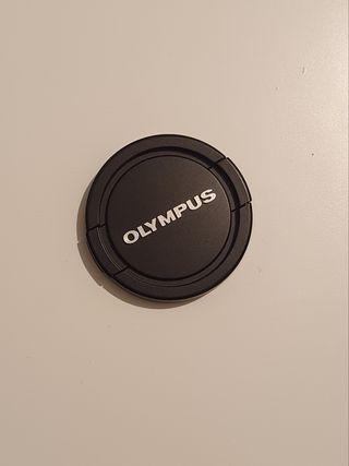 Tapa objetivo olympus original