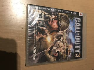 Call of Duty 3 PS3 retractilado