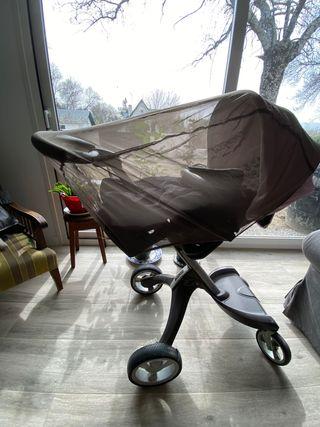 Carrito de bebé modelo Stokke explorer