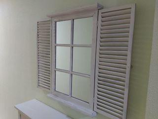espejo ventana maison du monde