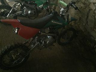 Cambio pit bike por otra moto clásica