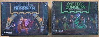 One deck dungeon y one deck dungeon forest