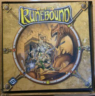 Runebound 2 edición juego de mesa