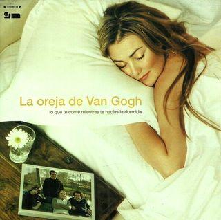 CD. LA OREJA DE VAN GOGH. LO QUE TE CONTE...