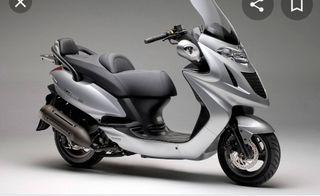 kymco grand dink 125cc