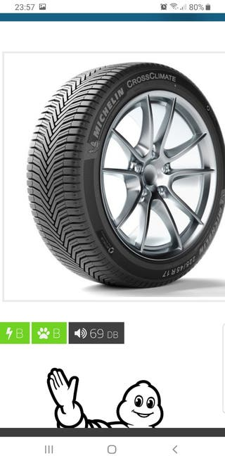 Neumáticos 235/60/18-107W
